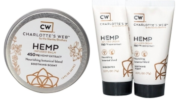 CW CDB Cream and Balm