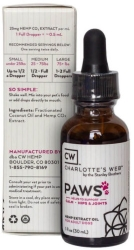CW CDB Oil for Dogs