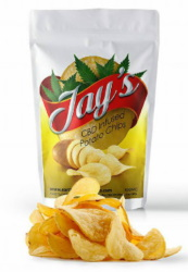 Jay's CBD-Infused Potato Chips