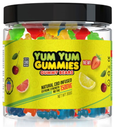 Yum Yum Gummy Bears